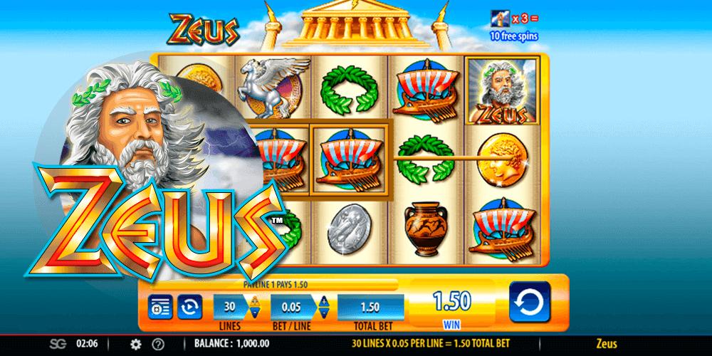 Zeus Слот