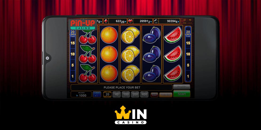 Во что играть в казино пинап
